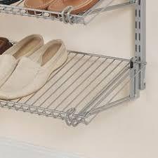 Home Depot Shelves by Rubbermaid Adjustable Shelves 4ft To 8ft Fg3m96dwtitnm