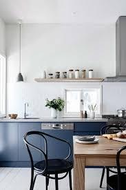 dark minimalist kitchen inspiration cate st hill