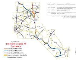 Brunswick Ohio Map Why I 73 74 In North Carolina