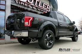 Ford F150 Truck Rims - ford f150 with 22in xd rockstar ii wheels exclusively from butler
