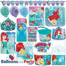 Disney Princess Party Decorations Princess Party Ebay