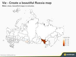 Russia Map Create An Interactive Russia Map Online Viz Socialcops