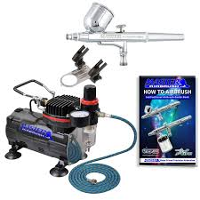 airbrush makeup for halloween the 4 best airbrush kits for beginners 2017 guide mostcraft