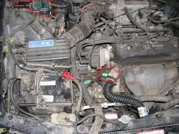 1994 honda accord radiator 1992 honda accord fan won t turn the of