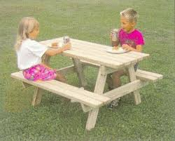 children s picnic table plans picnic table project lessons tes teach