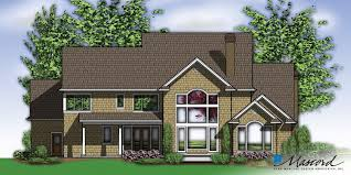 Shingle Style Home Plans Mascord House Plan 2428c The Winthrop