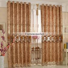 Popular Curtains | custom made most popular luxurious embroidered curtains