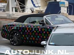 pimped rolls royce the ugliest rolls royce ever