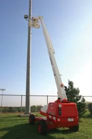 the many uses of boom lifts