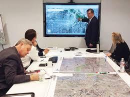 Dallas Traffic Maps by Map Points To It Roads U0026 Bridges