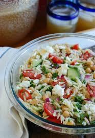 recipes for pasta salad summer orzo pasta salad recipe a cedar spoon