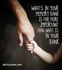 what s in your memory bank is far more important than what is in