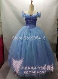 free shipping new movie cinderella princess costume ella enchanted
