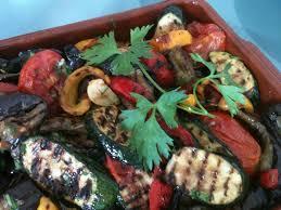 la cuisine de mes envies salade de légumes grillés italie la cuisine de mes envies