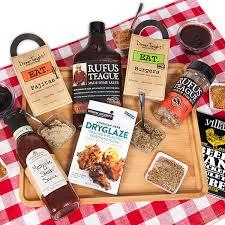 grilling gift basket s day sauces for the grill master by gourmetgiftbaskets