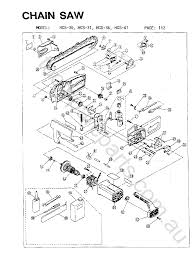 craftsman chainsaw gas line diagram gardening chainsaw fuel line