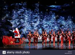 sleigh ride radio city spectacular