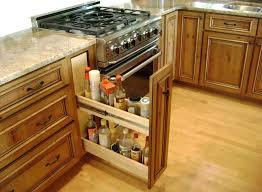 kitchen corner cabinet storage ideas corner kitchen cabinet storage for fascinating corner kitchen