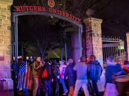 at rutgers new brunswick a monumental year in campus activism
