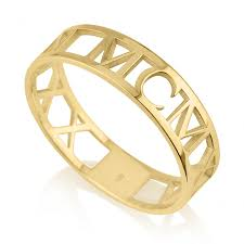 numeral ring numeral ring catzpay creations