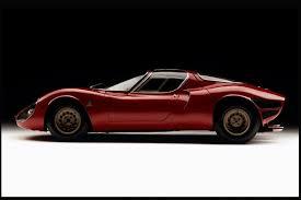 alfa romeo tipo 33 stradale u2013 1967 69 by peter stevens car