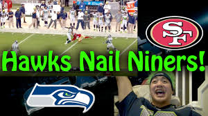 seahawks gobble up niners on thanksgiving day 12 on vimeo