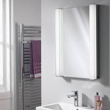 ascent mirrors incus 500 x 700 x 156mm recessed mirrored cabinet