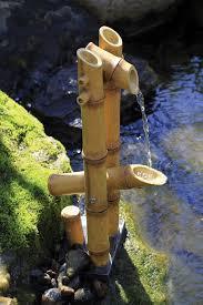 Aquascape Pump Aquascape 78013 Deer Scarer Bamboo Fountain W Pump