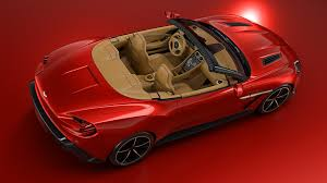 zagato lamborghini pebble beach debut for aston martin vanquish zagato volante and