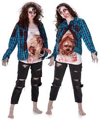 pregnant halloween costume deluxe pregnant zombie baby ladies fancy dress halloween womens