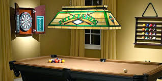 budweiser stained glass pool table light luxury budweiser stained glass pool table light for pool table
