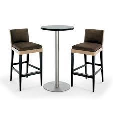 Commercial Bar Tables by Stainless Steel Table Base Contemporary For High Bar Tables