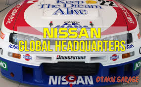 nissan japan headquarters nissan global headquarters yokohama japan otaku garage