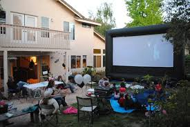 Backyard Movie Party by Top 5 Backyard Movie Party Themes Outdoor Furniture Design And Ideas