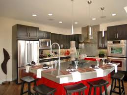 kitchen green painted cabinets bright kitchen paint colors - Kitchen Island Colors