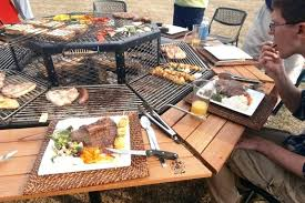 fire pit grill table combo table fire pit combo picnic table fire pit table grill fire pit