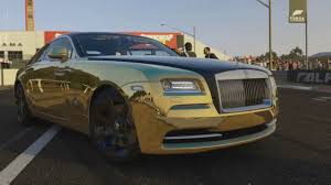 roll royce brasil dirigindo um rolls royce wraith em forza motors sport 5 youtube