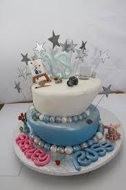 Topsy Turvy 18th Birthday Cake For Twins An 18th Birthday U2026 Flickr
