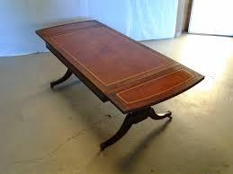 Drop Leaf Coffee Table Drop Leaf Coffee Table Vintage E Bit Me