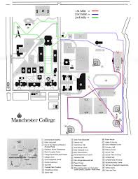 Oakland University Campus Map Mu Hosts Annual Invitational This Weekend Manchester University