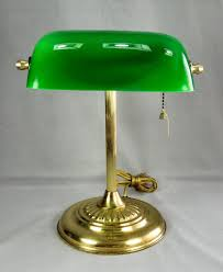 green glass desk lamp lighting and ceiling fans