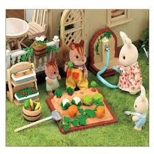 new arrival sylvanian families toy miniature furniture vegetable