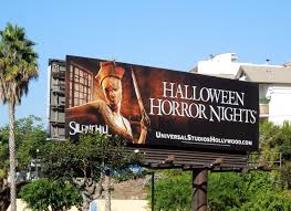 halloween horror nights website archive daily billboard october 2012 advertising for movies tv fashion