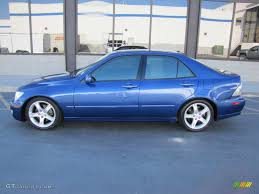 lexus is300 blue intensa blue pearl 2002 lexus is 300 exterior photo 53135062