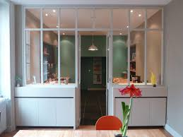 chambre en alcove chambre cuisine ouverte avec verriere collection et cuisine avec