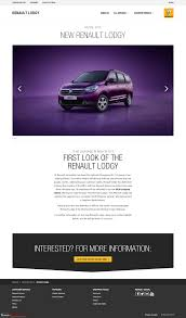 renault lodgy price the renault lodgy page 6 team bhp