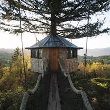 Coolest Tree Houses Cool Tree Houses To Build