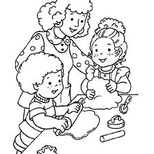 coloriage hiver maternelle les beaux dessins de meilleurs
