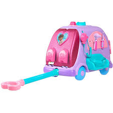 Doc Mcstuffins Home Decor Doc Mcstuffins Get Better Talking Mobile Cart Walmart Com