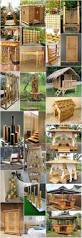25 amazing ideas with bamboo recycled things